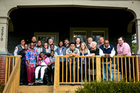 Habitat For Humanity Dedication 12-12-15