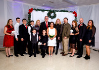 Janice & Mike Griffith Wedding, 11-25-17 Blanchester, OH