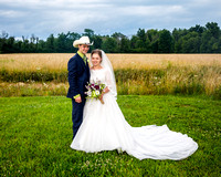 Ruth and Nathaniel Stitt Wedding 7-7-17