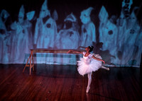 Act 2  Breathing Underwater: Truths about Blacks and Ballet