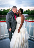 Felicia and Chris Foreman Wedding June 4, 2016