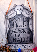 RIP Black Cat Ball Oct 14, 2017